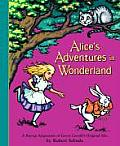 Alice's Adventures in Wonderland: A Classic Collectible Pop-Up Cover