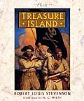 Treasure Island (Scribner Storybook Classics)