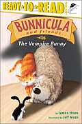 Bunnicula and Friends #01: The Vampire Bunny Cover