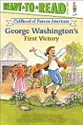 George Washington's First Victory