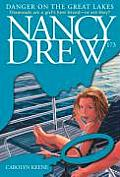 Nancy Drew #173: Nancy Drew: Danger on the Great Lakes