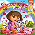 Dora Loves Boots Cover