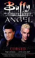 Cursed (Buffy The Vampire Slayer & Angel) by Mel Odom