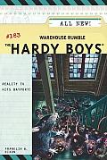 Hardy Boys 183 Warehouse Rumble