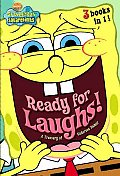 Ready for Laughs!: A Treasury of Undersea Humor (SpongeBob SquarePants) Cover