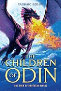 The Children of Odin: The Book of Northern Myths Cover