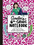 Amelias Sixth Grade Notebook