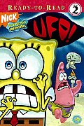 UFO Spongebob Squarepants Ready to Read Level 2