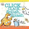 Click Clack Splish Splash a Counting Adv
