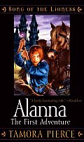 Song of the Lioness #01: Alanna: The First Adventure Cover