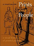 Prints and People, a Social History of Printed Pictures Cover