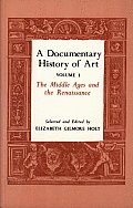 Documentary History of Art Volume 1 the Midd
