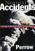 Normal Accidents: Living With High Risk Technologies (Princeton Paperbacks) Cover