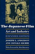 The Japanese Film: Art and Industry. (Expanded Edition) Cover
