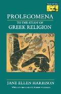 Prolegomena to the Study of Greek Religion (Mythos) Cover