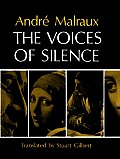 The Voices of Silence: Man and His Art. (Abridged from the Psychology of Art) (Bollingen Series) Cover