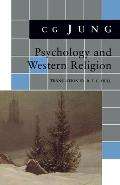 Psychology & Western Religion From Volumes 11 18 Collected Works