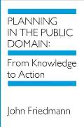 Planning in the Public Domain (87 Edition)