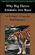 Why Big Fierce Animals Are Rare : an Ecologist's Perspective (78 Edition)
