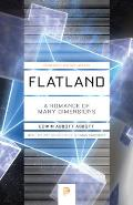 Flatland Romance Of Many Dimensions 6th Edition