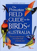 Princeton Field Guide to the Birds of Australia