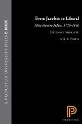 From Jacobin To Liberal Marc An Jullien