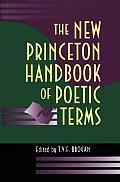 New Princeton Handbook of Poetic Terms