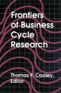 Frontiers of Business Cycle Research (95 Edition)