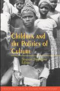 Children and Politics of Culture (95 Edition) Cover