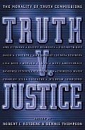 Truth V. Justice: The Morality of Truth Commissions (University Center for Human Values) Cover
