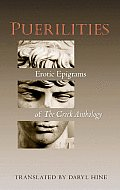 Puerilities: Erotic Epigrams of The Greek Anthology
