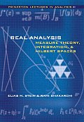 Real Analysis Measure Theory Integration & Hilbert Spaces