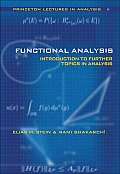 Functional Analysis Introduction to Further Topics in Analysis
