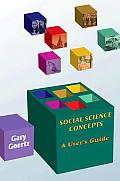 Social Science Concepts A Users Guide