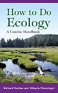 How to Do Ecology: A Concise Handbook