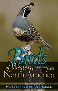 Birds of Western North America: A Photographic Guide (Princeton Field Guides)