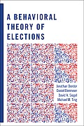 A Behavioral Theory of Elections Cover