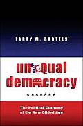 Unequal Democracy (08 Edition) Cover