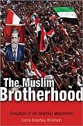 The Muslim Brotherhood; evolution of an Islamist movement