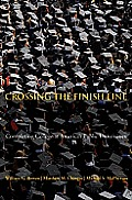 Crossing the Finish Line: Completing College at America's Public Universities Cover