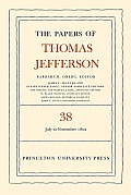The Papers of Thomas Jefferson: 1 July to 12 November 1802