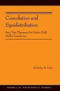 Convolution and Equidistribution: Sato-Tate Theorems for Finite-Field Mellin Transforms