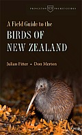 A Field Guide to the Birds of New Zealand (Princeton Pocket Guides)