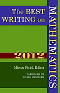 The Best Writing on Mathematics (Best Writing on Mathematics) Cover