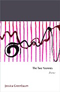The Two Yvonnes: Poems (Princeton Series of Contemporary Poets) Cover
