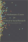 Mathematics Course For Political & Social Research
