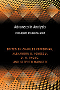 Advances in Analysis: The Legacy of Elias M. Stein (Princeton Mathematical)