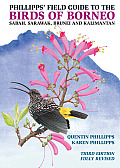 Phillipps' Field Guide to the Birds of Borneo: Sabah, Sarawak, Brunei, and Kalimantan (Princeton Field Guides)