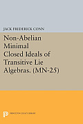 Non-Abelian Minimal Closed Ideals of Transitive Lie Algebras. (MN-25):