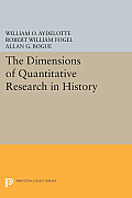 The Dimensions of Quantitative Research in History